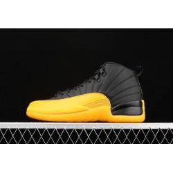 Air Jordan 12 University Gold Yellow Black 130690-070