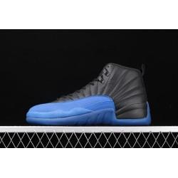 Air Jordan 12 Game Royal Black Blue 130690-014