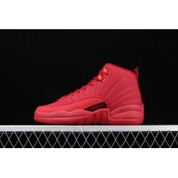 Air Jordan 12 Gym Red All Red 153265-601