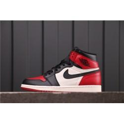 Air Jordan 1 Gym Red Red Black White 555088-610