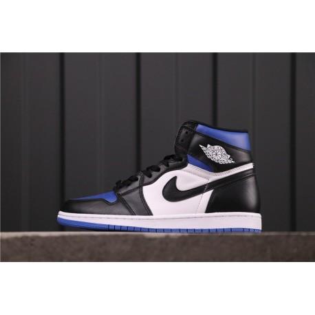 Air Jordan 1 High Game Royal Black Blue 555088-041